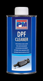 PM DPF Diesel Particle Filter Cleaner 250 ml